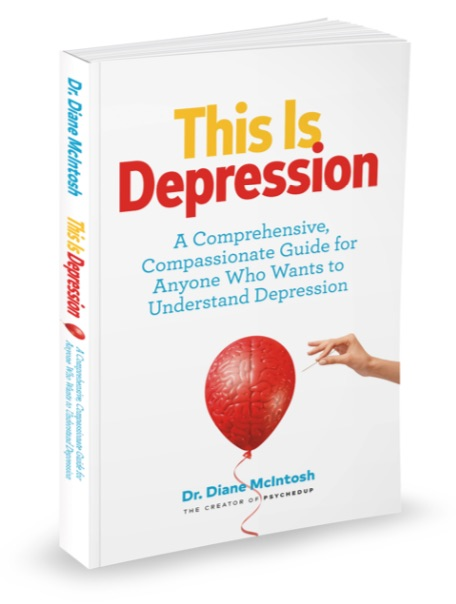 Book Cover - This is Depression